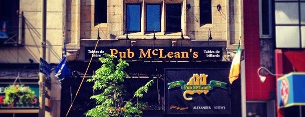 McLean's Pub is one of DEUCE44 III.