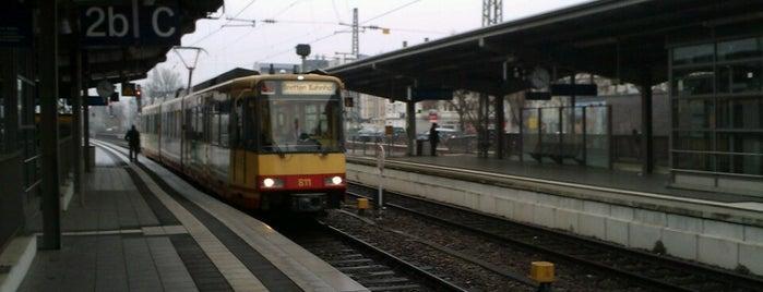 Bahnhof Bruchsal is one of Ausgewählte Bahnhöfe.