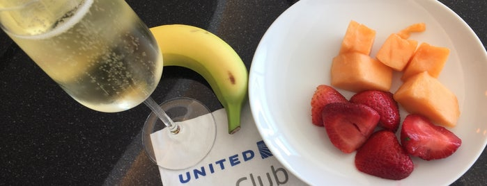 United Club is one of Vegas.