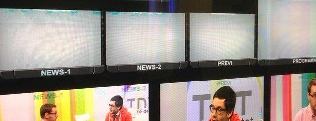 TV Girona is one of girona I.