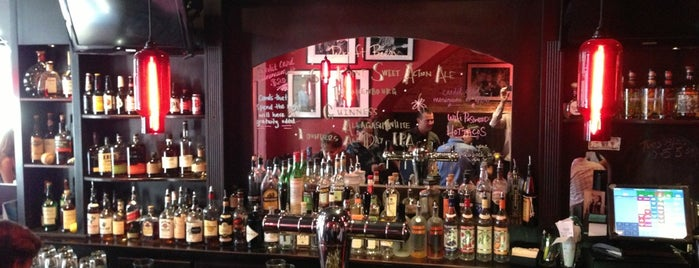 The Hideaway is one of My Definitive NYC Bar List.