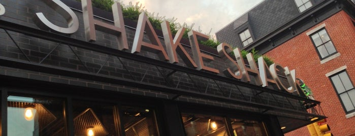 Shake Shack is one of Philly & Other PA.