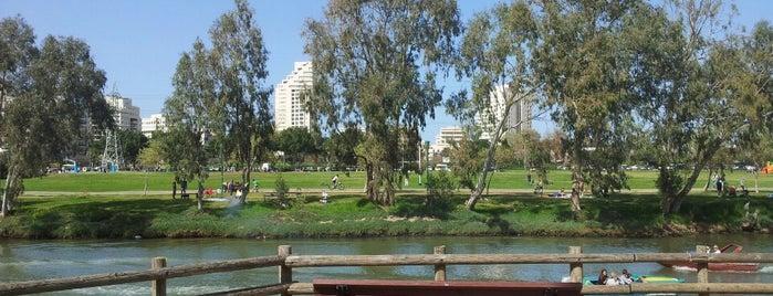 Park HaYarkon is one of Travel Guide to Tel Aviv.