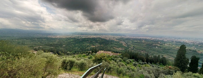 Panorama Fiesole is one of Italy 2014.