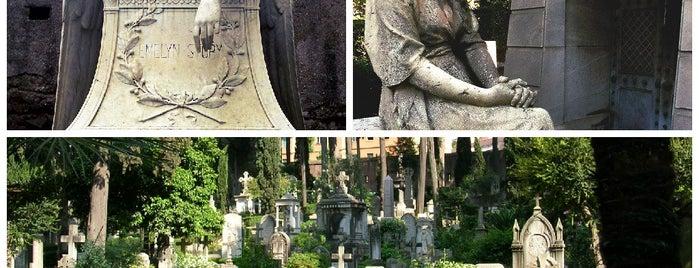 Cimitero Acattolico di Testaccio is one of 101 cose da fare a Roma almeno 1 volta nella vita.