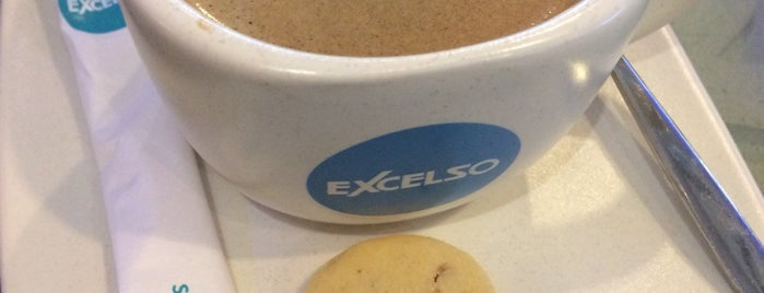 EXCELSO is one of kopi.