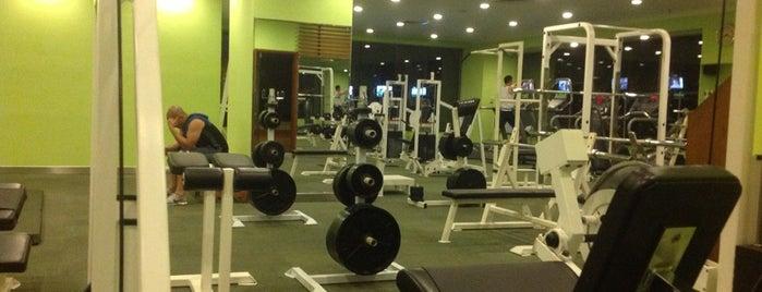 Amrita Fitness is one of Healthy Beijing.