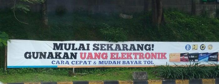 Gerbang Tol Pondok Ranji is one of Map Jakarta.