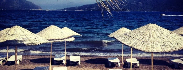 Dora Beach is one of Marmaris Otelleri.