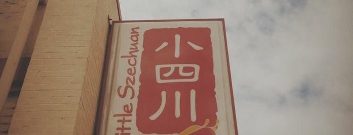 Little Szechuan is one of Restaurants.