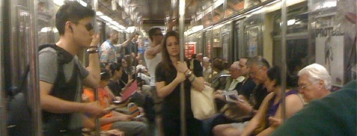 NY - MTA Subway Trains