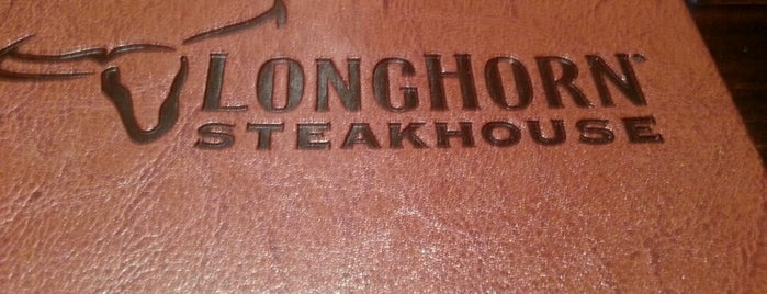 LongHorn Steakhouse is one of The 15 Best Places for a Steak in Tulsa.