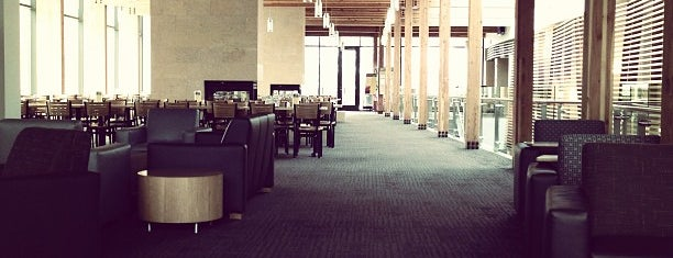 Billy Graham Community Life Commons is one of places to remember.