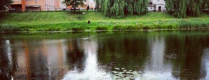 Дятлово is one of Города Беларуси.