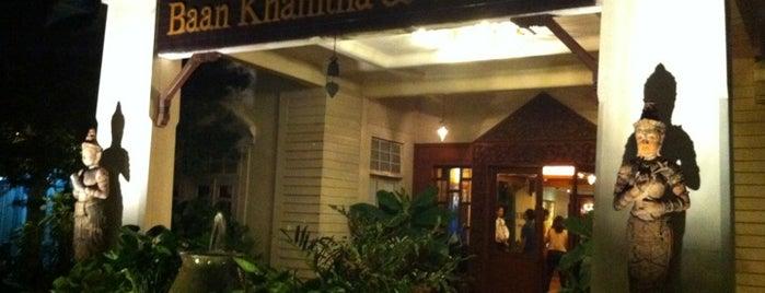 Baan Khanitha & Gallery is one of Bangkok, Thailand.