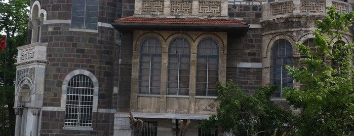 İzmir Etnografya Müzesi is one of Aegean Places.