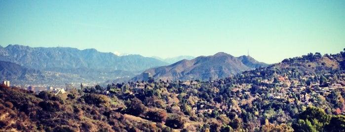 Fryman Canyon is one of Hike LA.