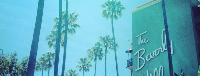 Beverly Hills Hotel is one of T+L's Definitive Guide to Los Angeles.
