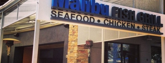 Malibu Fish Grill is one of Foods of LA.