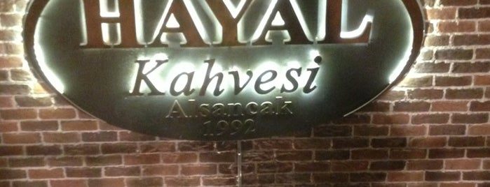Hayal Kahvesi is one of İzmir.