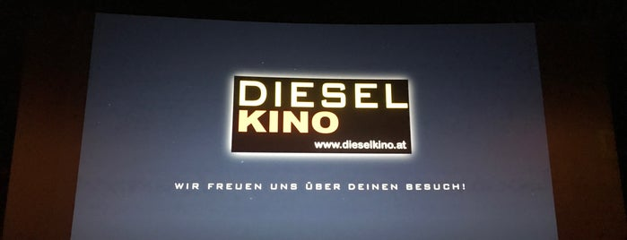 Dieselkino is one of Favorite Arts & Entertainment.