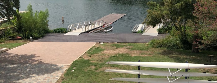 Waller Creek Boathouse is one of Sports.