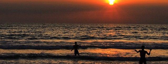 Petitenget Beach is one of Beautiful Beaches in Bali.