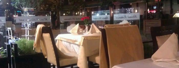 Istanbul Restaurant Fish and Kebap House is one of MenümNette - İstanbul Mekanları.