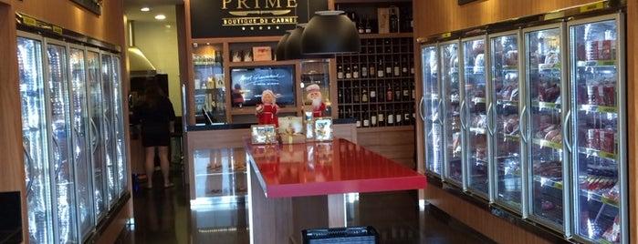 Prime - Boutique de Carnes is one of Melhores Restaurantes e Bares do RJ.