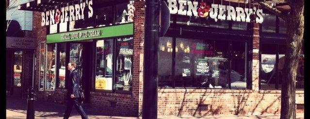 Ben & Jerry's is one of The Best Spots in Burlington, VT! #visitUS.