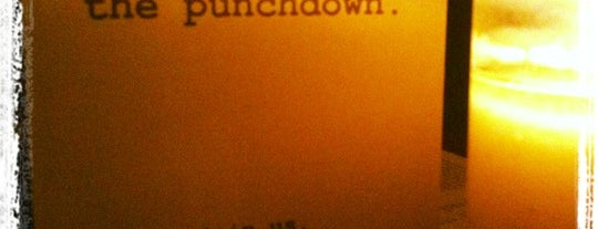 The Punchdown is one of nancy.