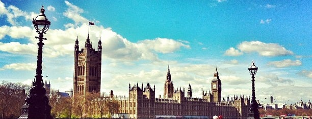 London is one of Capitals of Europe.