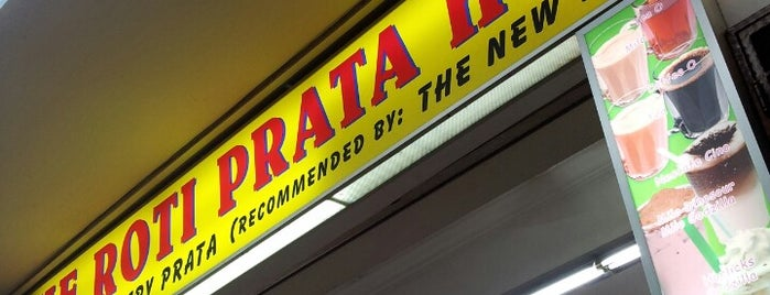 The Roti Prata House is one of Awesome Food Places All Over.