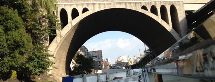 Hijiribashi Bridge is one of 近現代.