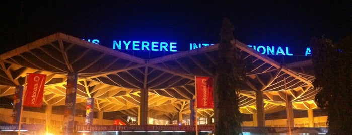 Julius Nyerere International Airport (DAR) is one of ZanziTrip.