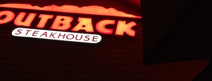 Outback Steakhouse is one of Alphaville.