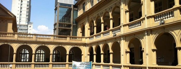 Colégio Marista Arquidiocesano de São Paulo is one of SP - lugares.