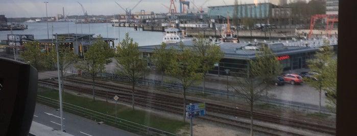 Meridian Spa Fitness- und Wellnesscenter is one of WiFi Hotspots Kiel.