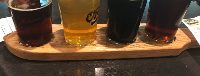 O'Fallon Brewery is one of Date night.