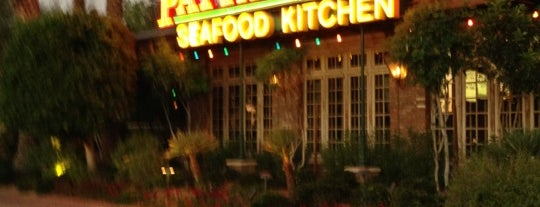 Pappadeaux Seafood Kitchen is one of Nick's Fav Places to Grub.