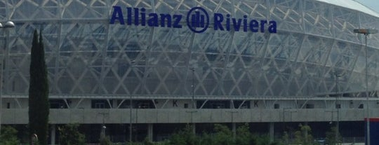 Allianz Riviera is one of Summer Events To Visit....