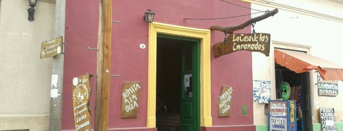 La Casa De Las Empanadas is one of Argentina Vacation Ideas.