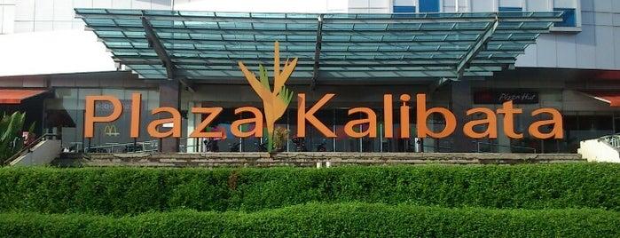 Plaza Kalibata (Kalibata Mall) is one of i've been visited.