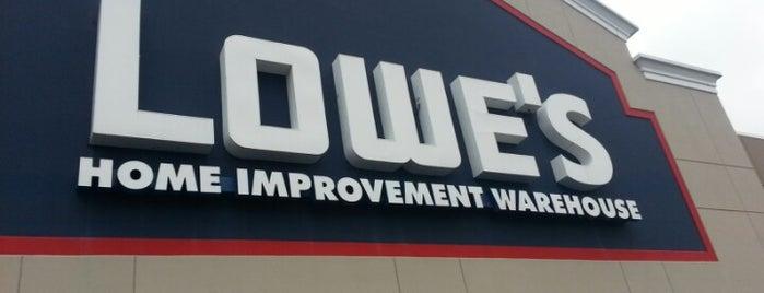 Lowe's Home Improvement is one of Fixer Upper Badge - Cincinnati Venues.