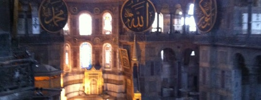 Hagia Sophia is one of The Best of Istanbul by a Foreign Istanbulite.