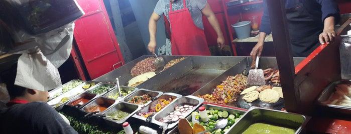 Tacos de Basura is one of CENA QRO.