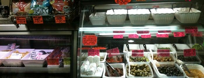 HFA in London: Delicatessen
