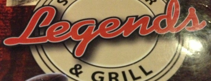 Legends Sports Bar & Grill is one of Must-visit Bars in Oshkosh.
