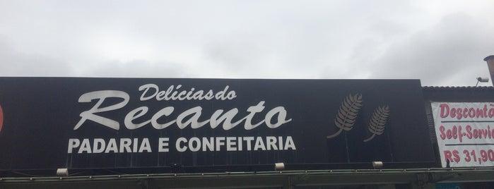 Padaria Recanto is one of Lugares em Campos.