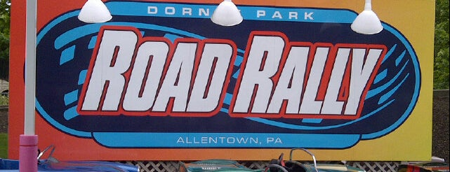 Road Rally is one of Favorite Arts & Entertainment.